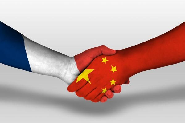 Многомиллиардный договор между Китаем и Францией