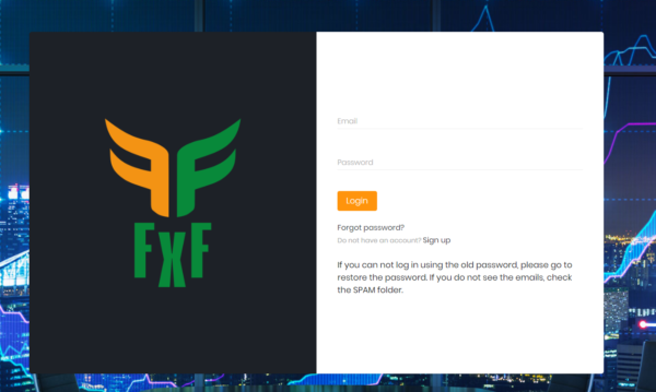 fxfinance открыть счет