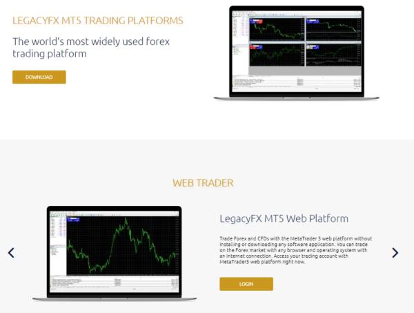 Торговые Платформы legacsfx