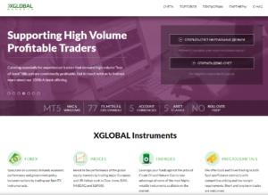 обзор на брокера Xglobal markets
