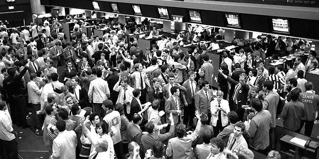 первые фондовые биржи