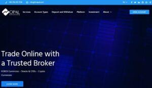 Opal Brokers отзывы клиентов