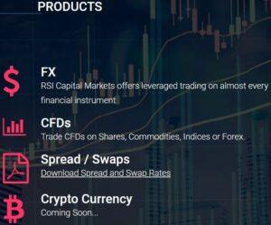RSI Capital Markets отзывы о брокере