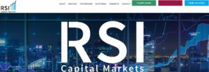 RSI Capital Markets обзор брокера