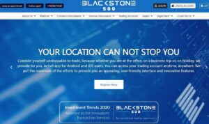 blackstone500 обзор брокера