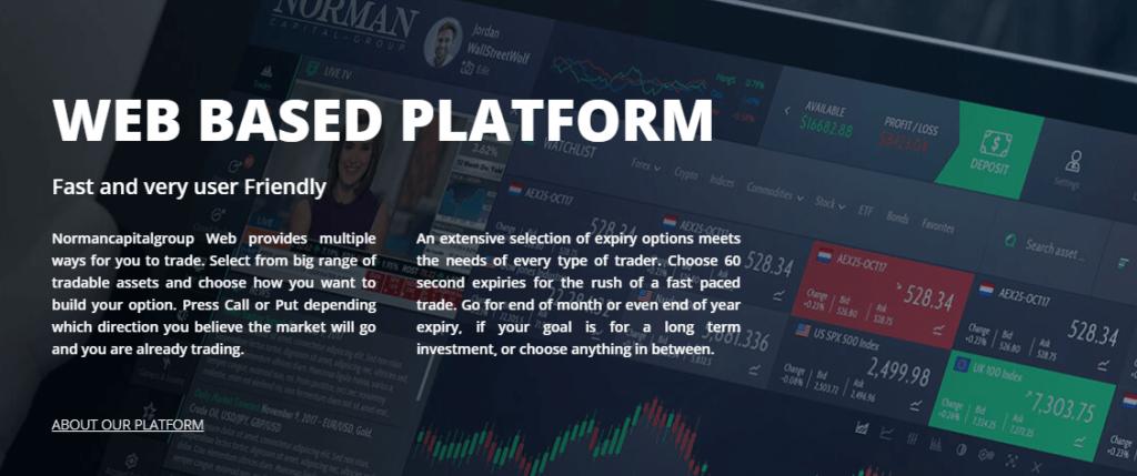 NormanCapital-торговая-платформа