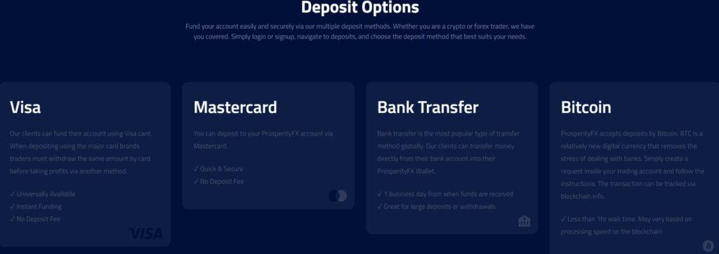 ProsperityFX-типы-счетов