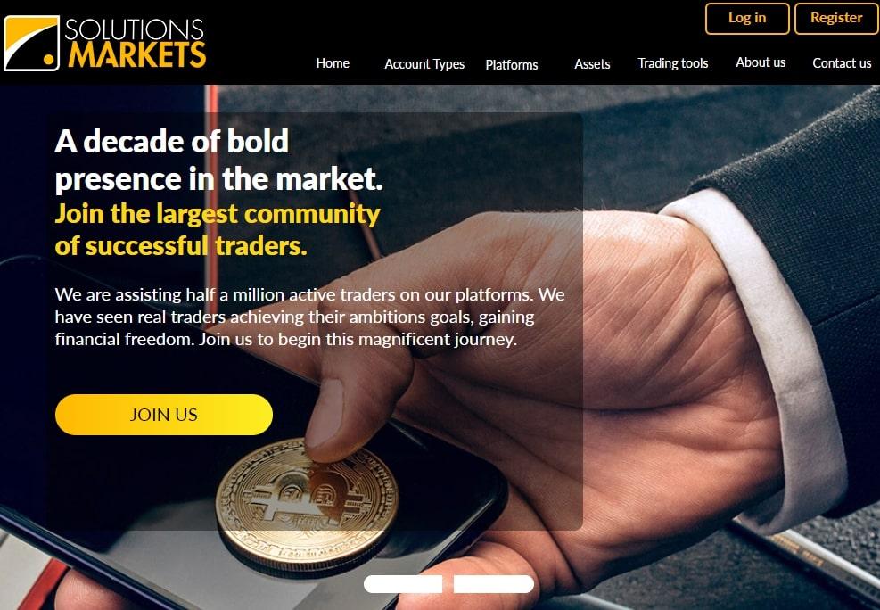 Solutions-Markets-отзывы-клиентов